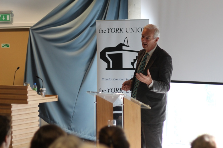Jon Snow - York Union - James Hostford